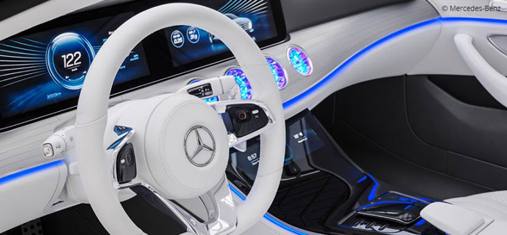 Mercedes Radios and Navigation